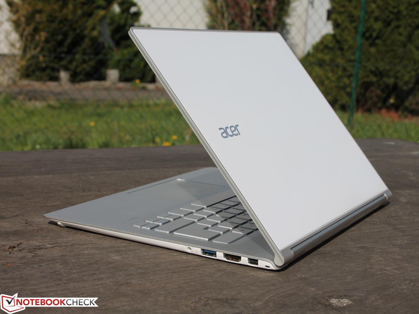 Breve Análise do Ultrabook Acer Aspire S7 (2015