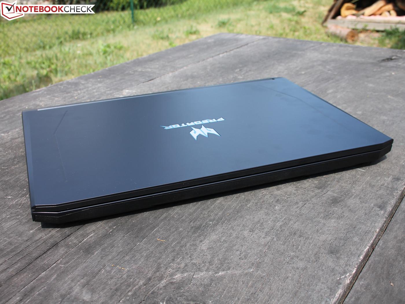 Breve Análise do Portátil Acer Predator Helios 500 (GTX 1070