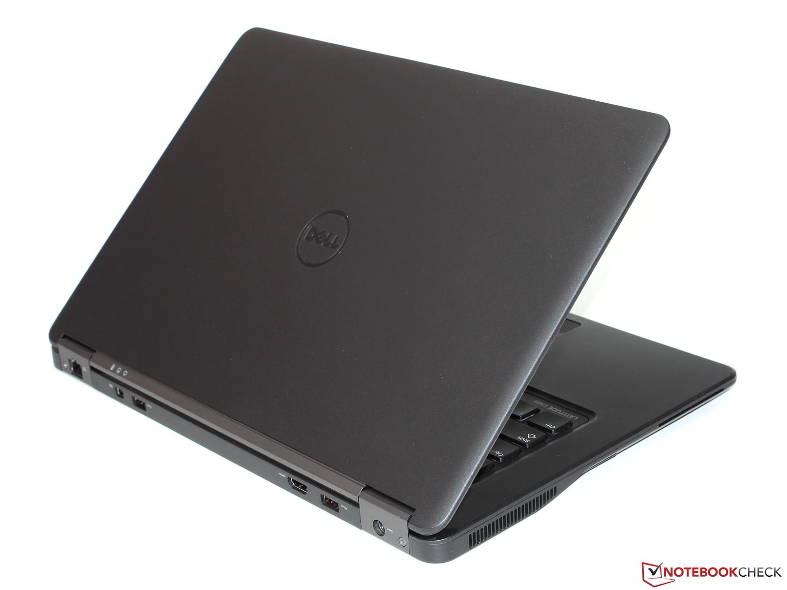 Breve An U00e1lise Do Ultrabook Dell Latitude 14 E7450