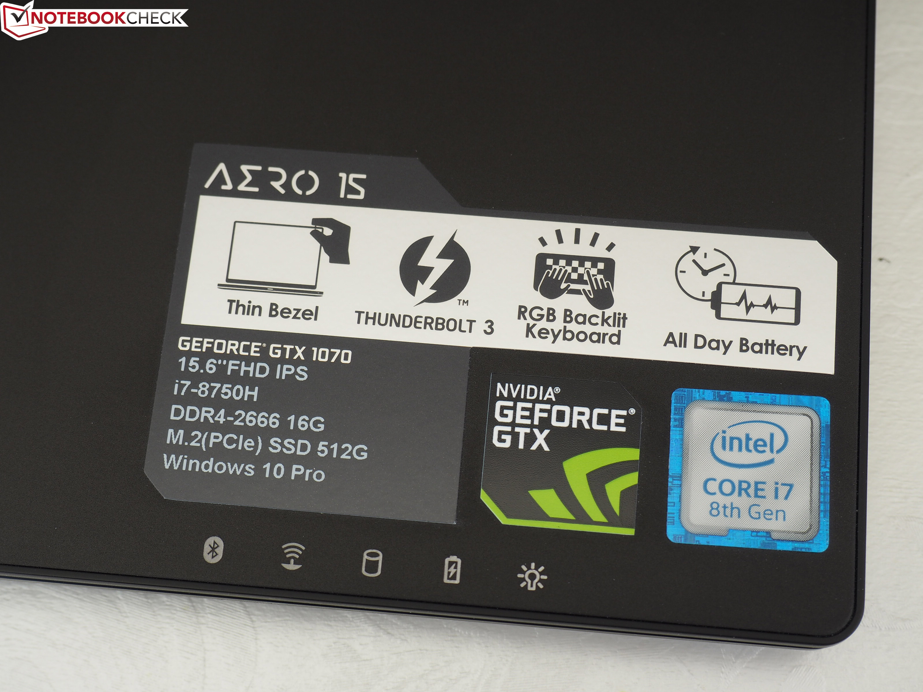 Breve Anlise Do Porttil Gigabyte Aero 15x V8 I7 8750h Gtx 1070 Dell Xps 15 9570 16gb 512gb 1050ti Win10 Pro 156 4k Full Resolution