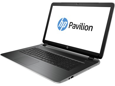 In Review: HP Pavilion 17-f050ng.