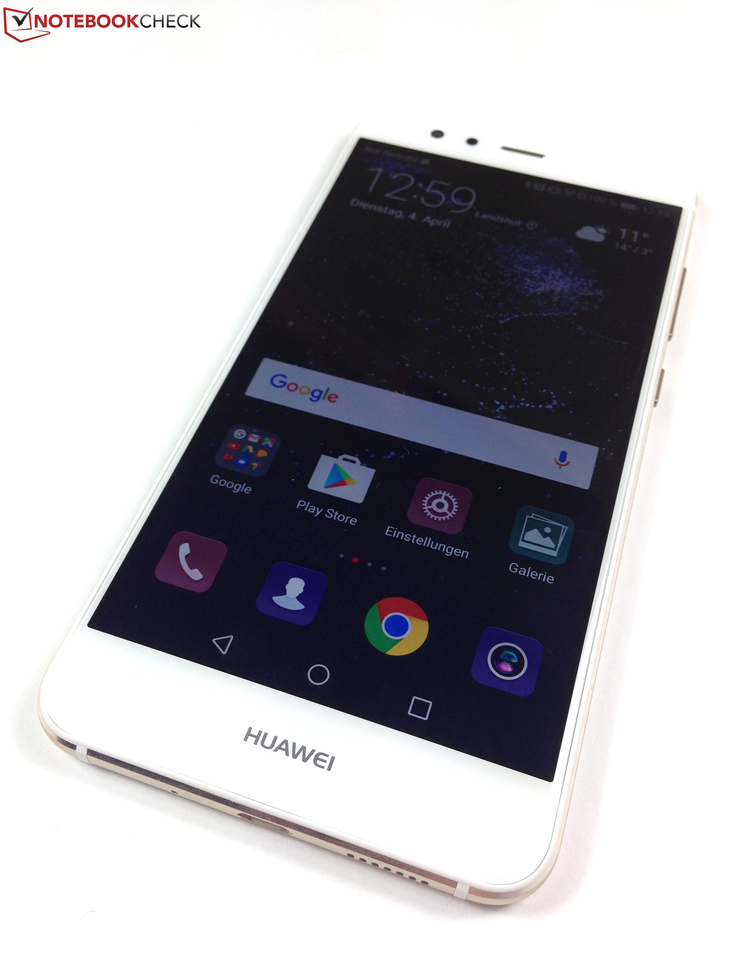 Breve An 225 Lise Do Smartphone Huawei P10 Lite