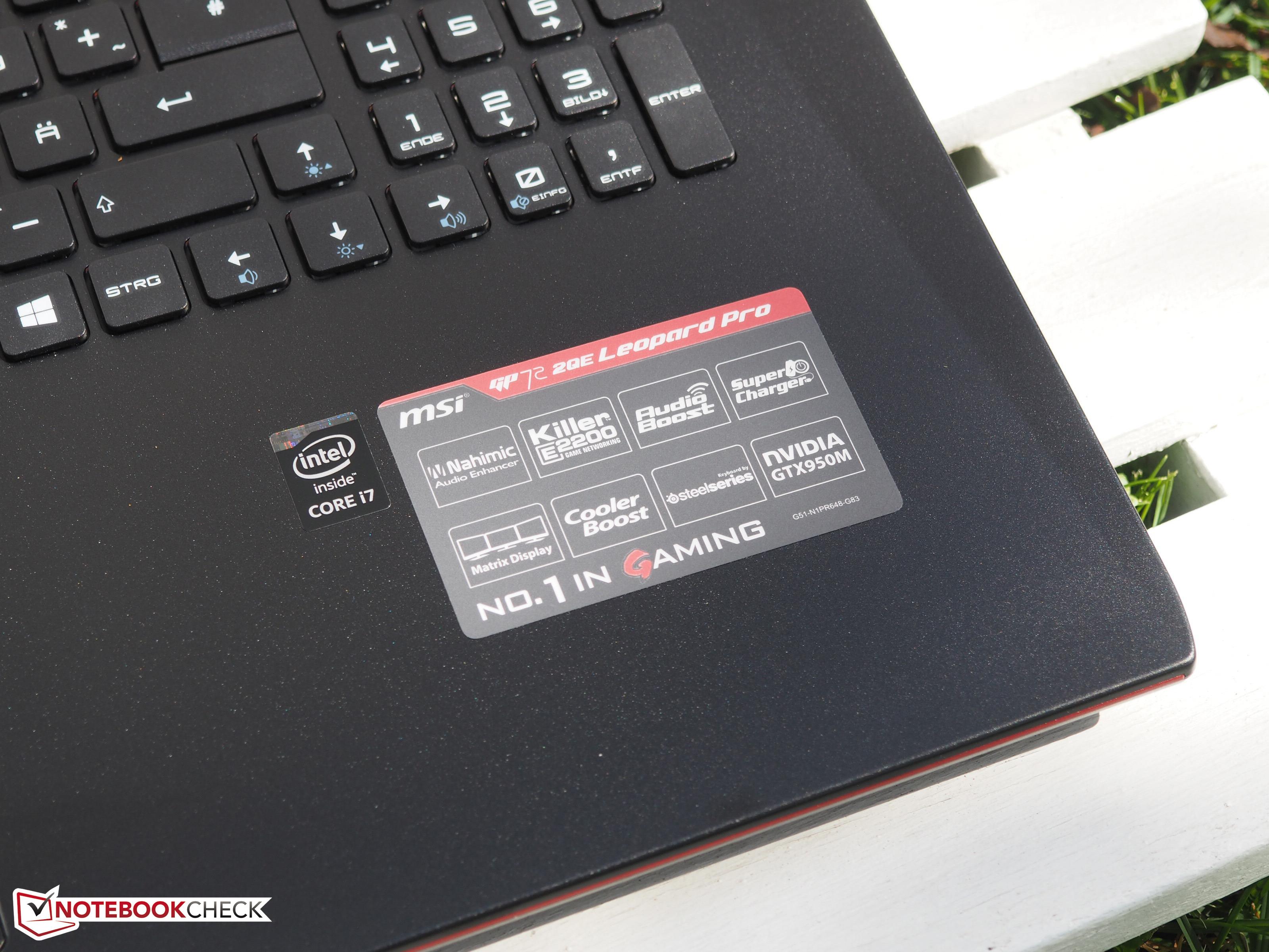 MSI GP72 2QE Leopard Pro Realtek Card Reader Driver for Mac Download