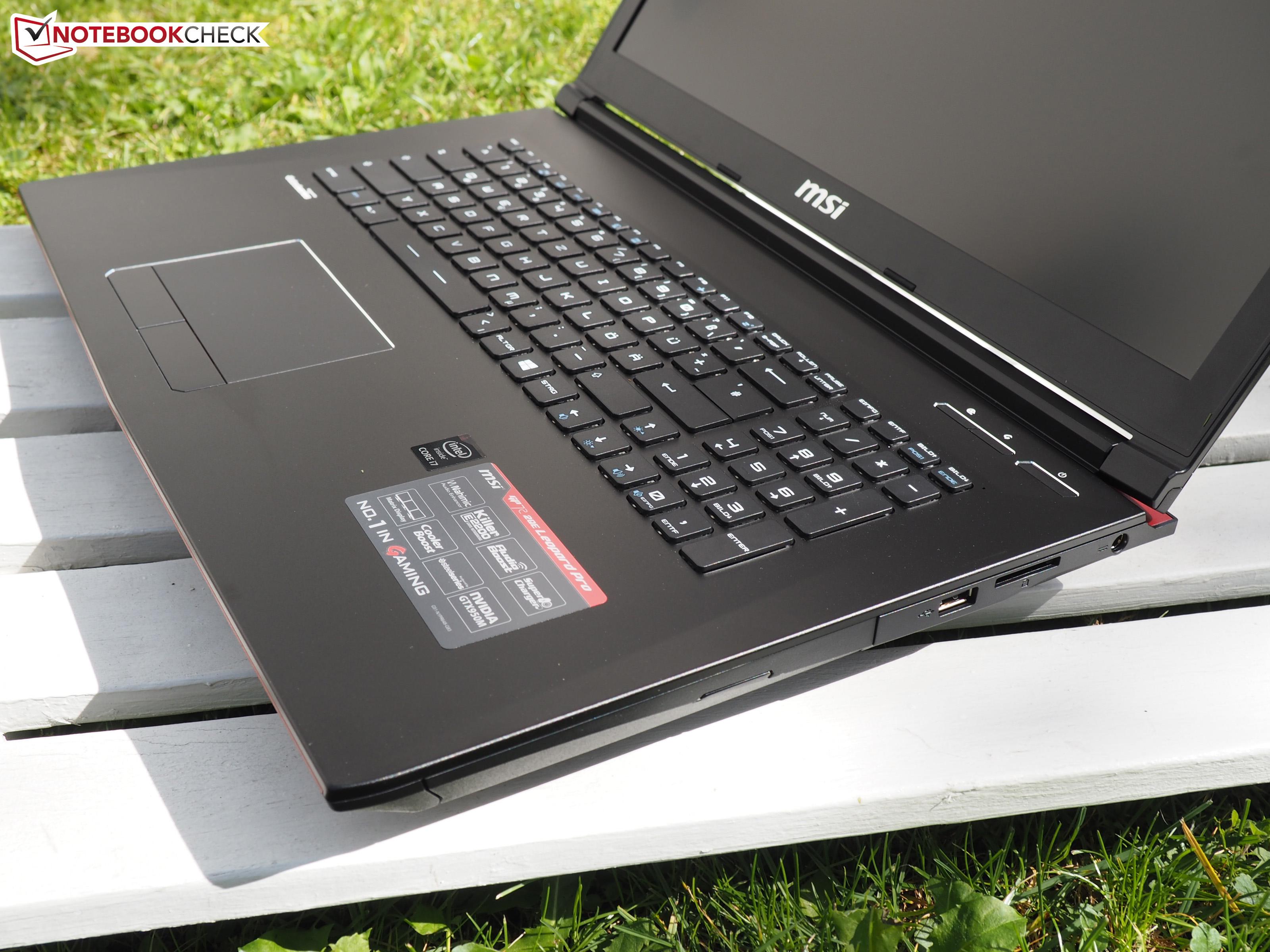 MSI GP72 2QE Leopard Pro Intel Bluetooth Windows 7 64-BIT