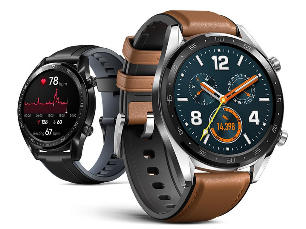 A EEC confirma os novos relógios inteligentes Huawei GT 2 Pro e ...
