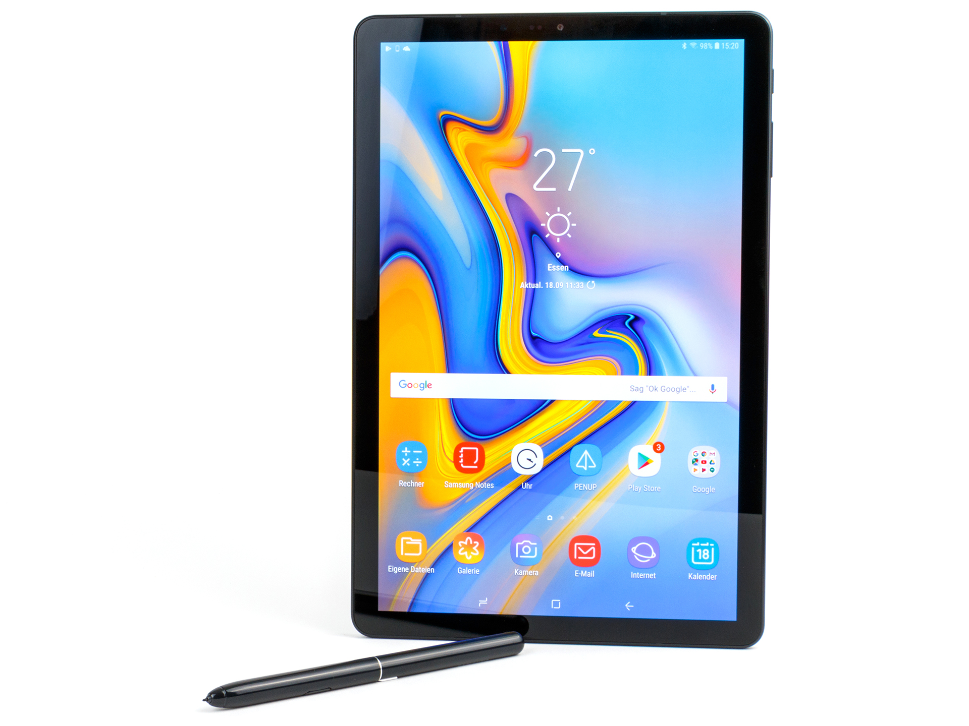 Breve Analise Do Tablet Samsung Galaxy Tab S4 Notebookcheck Info