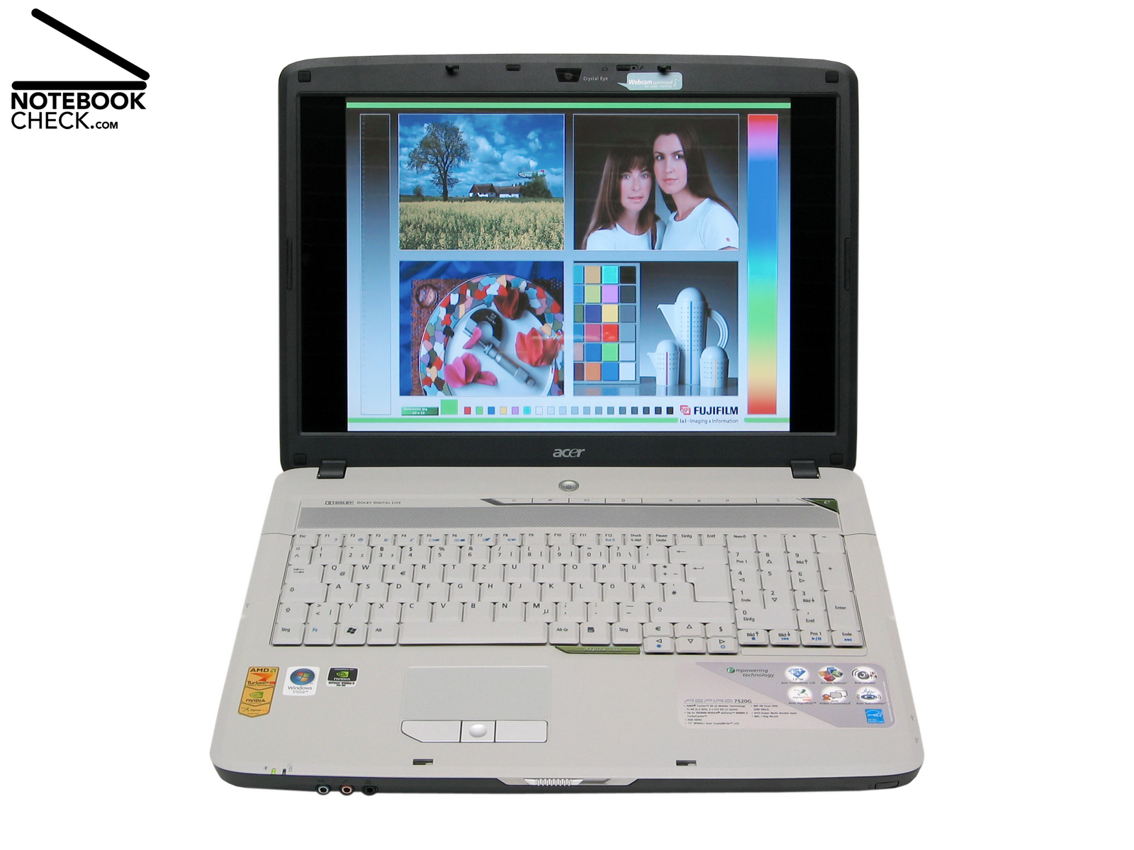ACER ASPIRE 7520G TOUCHPAD DRIVERS FOR WINDOWS VISTA