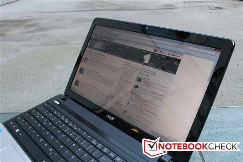 An 225 Lise Do Port 225 Til Acer Aspire E1 531 Notebookcheck Info