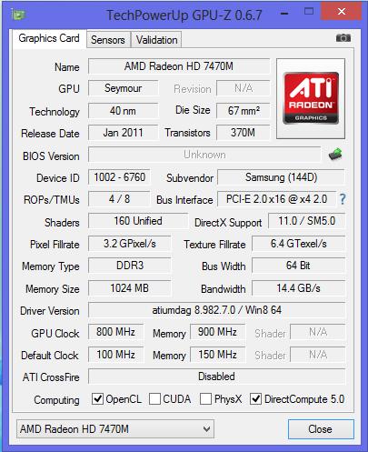 RADEON HD 7340 GRAPHICS DRIVERS FOR PC