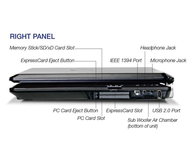 Fujitsu lifebook n6460