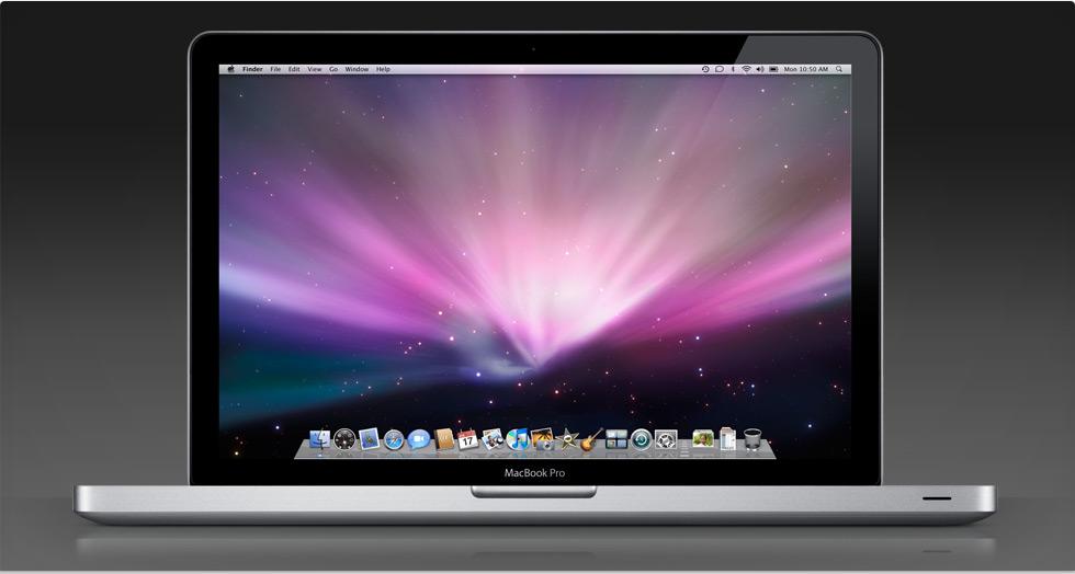 apple macbook pro 17 2008 12. Black Bedroom Furniture Sets. Home Design Ideas