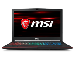 In review: MSI GP63 Leopard. Test model provided by Xotic PC