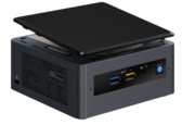Breve Análise do Mini PC Intel NUC Kit NUC8i7BEH (i7-8559U)