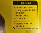 Cyberpunk 2077 PlayStation 4 retail package back (Fonte: Mikeymorphin on Reddit)