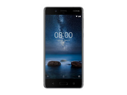 In review: Nokia 8 courtesy of Notebooksbilliger.de