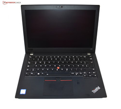 Lenovo ThinkPad X280, provided by campuspoint