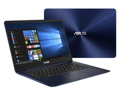 Asus Zenbook UX3430UQ-GV012T - review unit courtesy of notebooksbilliger.de
