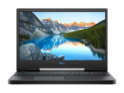 Dell G5 15 5590, review device provided courtesy of: cyberport.de