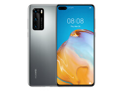 In review: Huawei P40. Test device courtesy of Huawei Germany