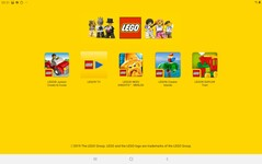 Kids Home – Lego partner site