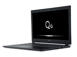 In review: Eurocom Q6. Test model provided by Eurocom US