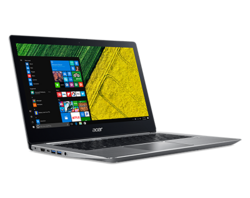In review: Acer Swift 3 (Ryzen 7 2700U w/ Radeon RX Vega 10 graphics). Review unit courtesy of Acer US.