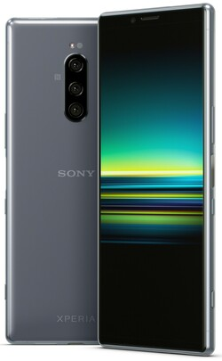 Sony Xperia 1 smartphone review. Test device courtesy of Cyberport.de.
