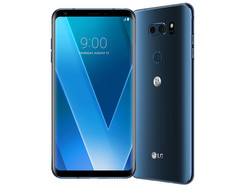In the test: LG V30. Test unit provided by LG Germany.