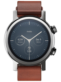 In review: Moto 360. Test unit provided by eBuyNow.