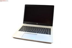 HP EliteBook 745 G5, provided by HP
