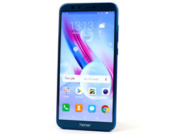 Review: The Honor 9 Lite. Test unit provided by Honor Germany.
