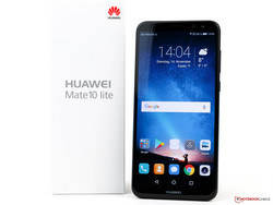 In review: Huawei Mate 10 Lite. Review unit courtesy of Huawei Germany.