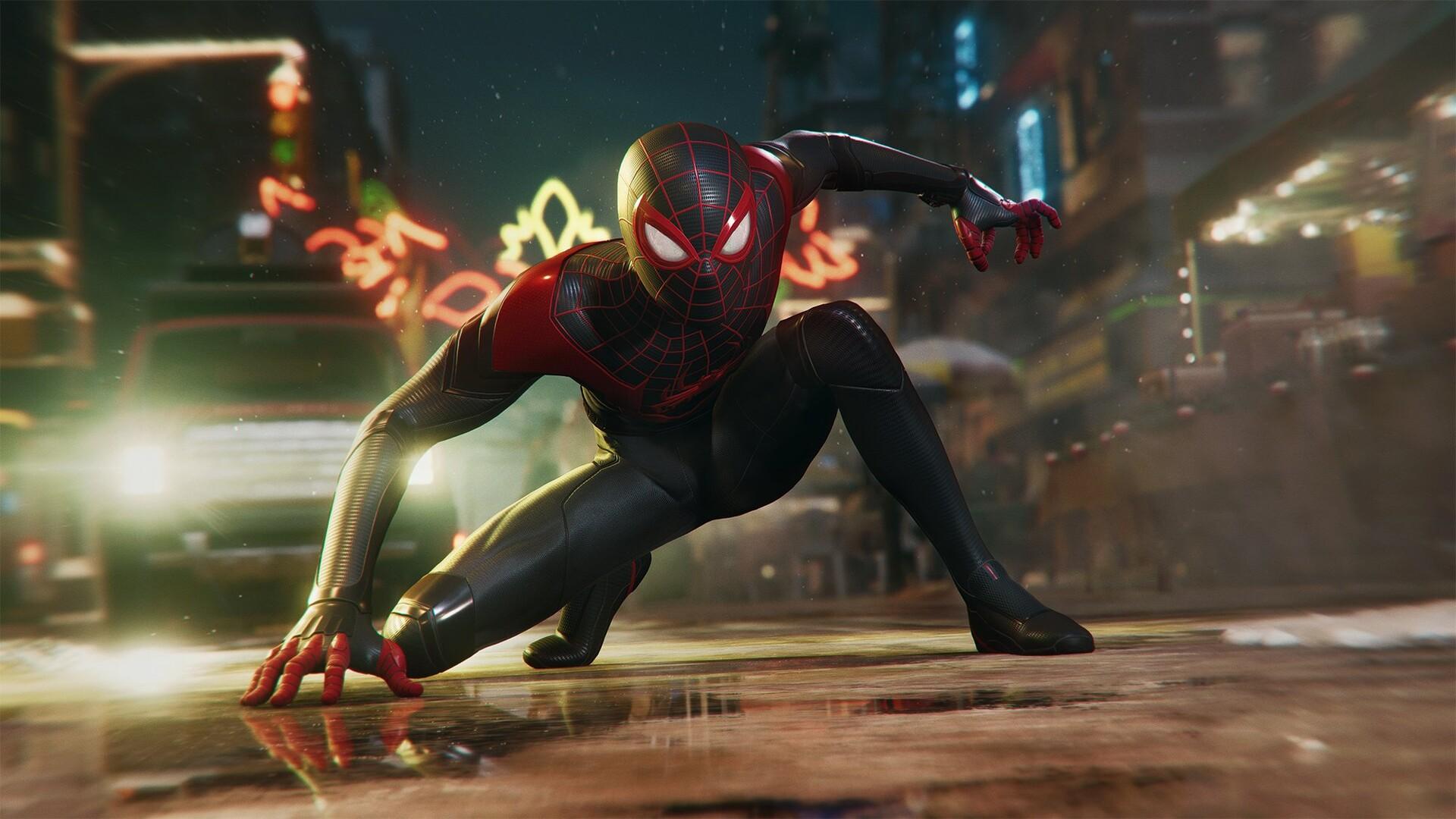 Spider-Man do PS5: Miles Morales imagem vs PS4 comparação de capturas de  tela do Spider-Man mostra até onde a PlayStation chegou - NotebookCheck.net  News
