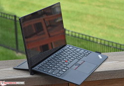 In review: ThinkPad X1 Tablet Gen 2. Test model provided by Lenovo US