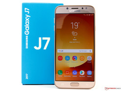 In review: Samsung Galaxy J7 (2017) Duos SM-J730F