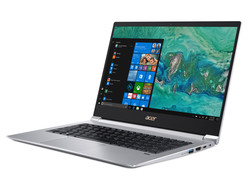 In review: Acer Swift 3. Test unit provided by notebooksbilliger.de