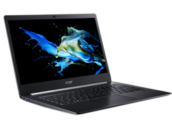 The Acer TravelMate X514-51-511Q laptop review. Test device courtesy of by Cyberport.