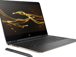 In review: HP Spectre x360 13-ac033dx. Test model provided by HP US