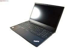 Lenovo ThinkPad E590 review. Test device courtesy of Lenovo.