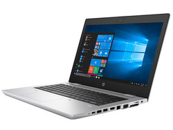The HP ProBook 645 G4 3UP62EA, review device provided courtesy of: HP Germany.