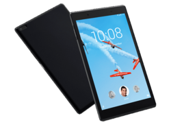 Lenovo Tab 4 8. Review unit courtesy of notebooksbilliger.de