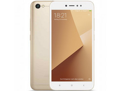 Review: Xiaomi Redmi Note 5A Prime. Test device supplied by: