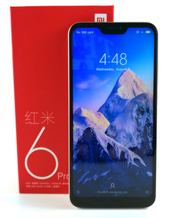 In review: Xiaomi Redmi 6 Pro. Review unit courtesy of tradingshenzhen.com.