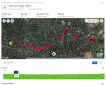 GPS test: Garmin Edge 500 - Overview