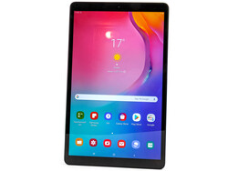 The Samsung Galaxy Tab A 10.1 (2019) tablet review.