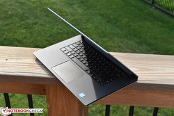 In review: Dell Precision 5520 UHD. Test model provided by Dell US