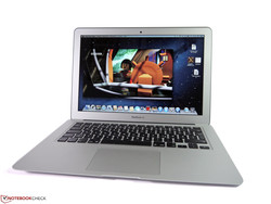 Sempre-verde: Apple MacBook Air 13