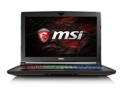 In review: MSI GT62VR 6RE Dominator Pro. Test model courtesy of MSI Germany.