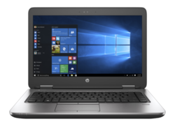 In review: HP ProBook 640 G2. Test model courtesy of Notebooksbilliger.de