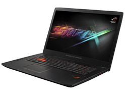 In review: Asus GL702VM-GC102D. Test model provided by Notebook.de